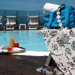 relax in piscina * relax at our pool