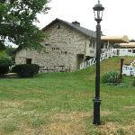 The Pine Barn Inn Grounds