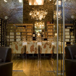 ely bar & brasserie ~ Private Wine Room