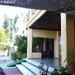 Hotel Entance