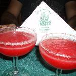 stawberry margaritas!!!