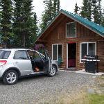 Outside Cabin