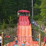 NEW Slick Rock Racer at Splash Country 2010
