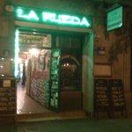 La Rueda entrance