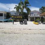 Conch Key Cottages Beach