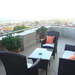 WOW - junior suite veranda
