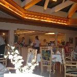 Sporthotel Strass restaurant