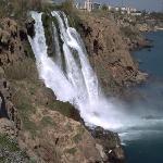 wasserfall in antalya - ausflugsziel