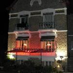 Villa Cap d'ail - Nuit