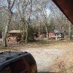 Cabins. Stayed in just about all of them.