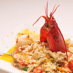 Lobster Rissotto