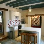 Tregoyr kitchen