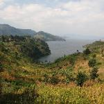 Nearby Lake Burera