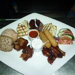 Hungry Football Lovers Platter