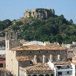 Castle Begur