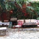 Common area patio - Aiguaclara