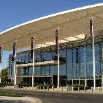 Mondavi Center and Theater - just steps away