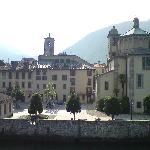 Cannobio from the lake #1