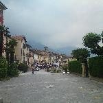 Cannobio main square