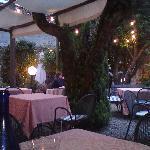 Antica Stallera Restaurant Terrace