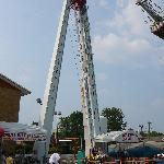 Screamin' Swing at Smoky Mountain Speedpark
