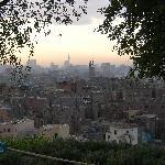 Sicht vom Al Azhar Park
