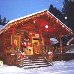 Christmas at the Cabins