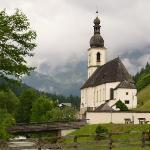 Pfarrkirche, Ramsau