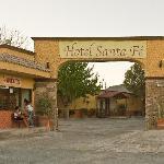 Hotel Santa Fe,  Cuatro Cienegas , Coahuila, Mexico
