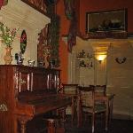 Inside Georgian House
