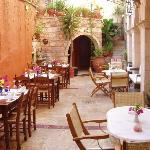 Veneto Restaurant, Garden