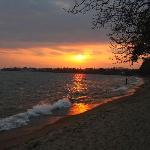 Lake Kivu sunset