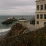 Camera Obscura and Cliff House