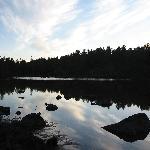 balades autour du lac