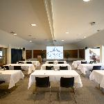 Combine business with pleasure at the centrally-sited conference venue, which has its own entran