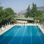 50m-Swimmingpool-sehr angenehm