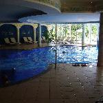 piscina interna ed esterna