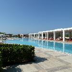 The quieter pool