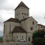Church in Sauvterre