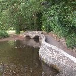 Gallox Bridge (Mediaeval packhorse bridge)