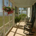 breakfast room porch