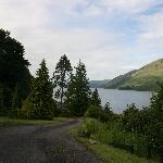 Loch Lochy from the Hotel