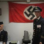 German Navy Officer