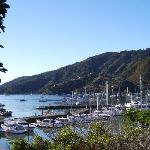Marina and Restaurants 5 minute stroll away