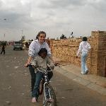 Soweto Bicycle Tour organised by Lebos Backpackers