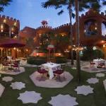 Prana Courtyard