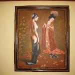 Interesting art work