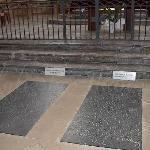 grave of Dom Perignon and a confrator