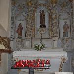 main altar closeup