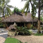 the villas